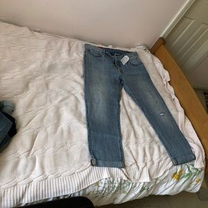 Levi's 501 cropped 32/32 jeans